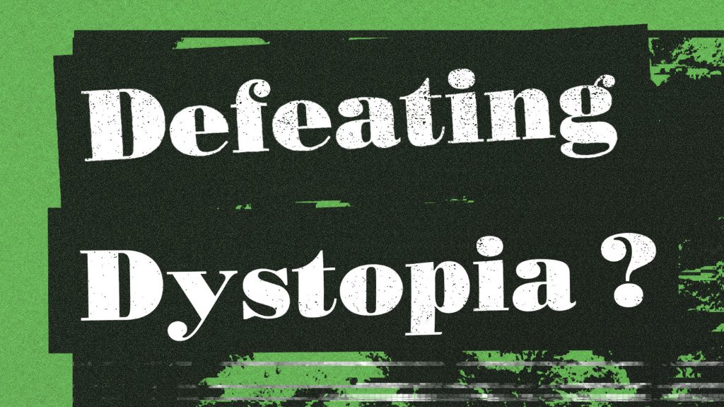 2.Dh5 Festival 1-2 februari Utrecht: Defeating Dystopia